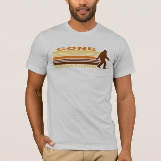Camiseta Squatchin ido retro