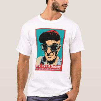 Camiseta Sr. Arrasto Segurança, embaixador da Fora-Marca