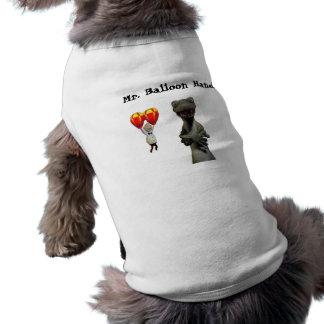 Camiseta Sr. Balão Mão