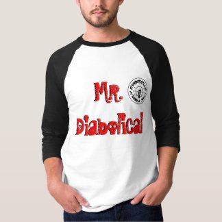 Camiseta Sr. Diabólico EFF