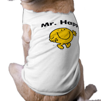 Camiseta Sr. Feliz Ser Sempre Feliz do Sr. Homem |