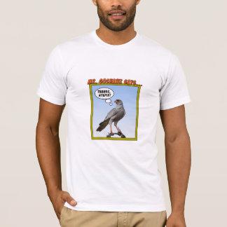 Camiseta Sr. Goshawk Dizer…