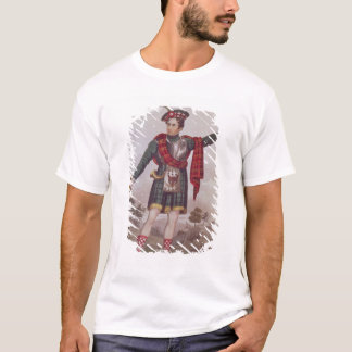 Camiseta Sr. Macready no papel de Rob Roy Macgregor