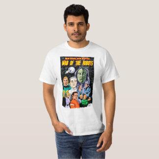 Camiseta Sr. Nailsin Riff Guerra os robôs!
