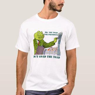 Camiseta Sr. O SAPO para o presidente!