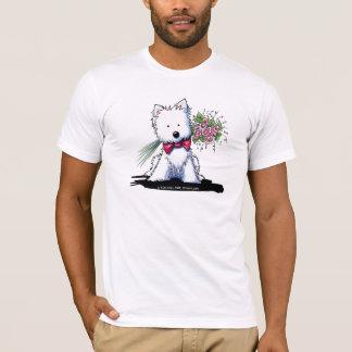 Camiseta Sr. Pawfect Westie