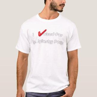 Camiseta Sr. Splashy Calça
