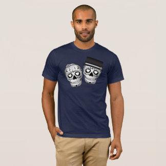 Camiseta Sr. & Sra. Dia do morto