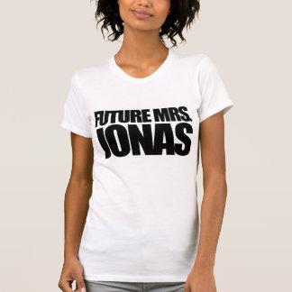 Camiseta Sra. futura Jonas