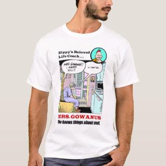 Camiseta Sra. Gowanus
