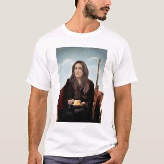 Camiseta Sra. órfão S do preto | - feminista legal