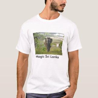 Camiseta Sri Lanka mágico