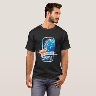 Camiseta SSU de volta ao t-shirt dos princípios