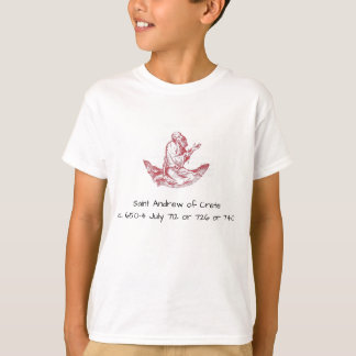 Camiseta St Andrew de Crete