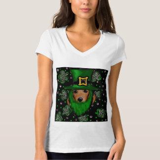 Camiseta St. Design da arte de Doxie do rissol