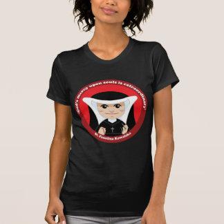 Camiseta St. Faustina Kowalska