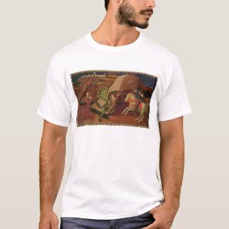 Camiseta St George e o dragão, c.1439-40