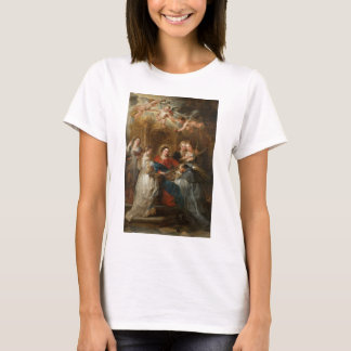 Camiseta St. Idelfonso - Peter Paul Rubens do Triptych