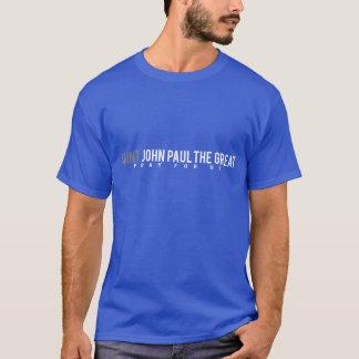 Camiseta St John Paul o grande t-shirt