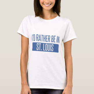 Camiseta St Louis