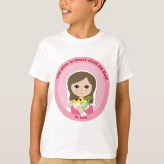 Camiseta St. Lucy