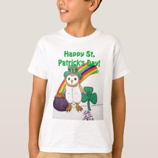 Camiseta St. O dia Annie da pancadinha