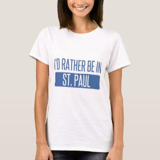Camiseta St Paul