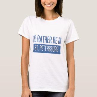 Camiseta St Petersburg