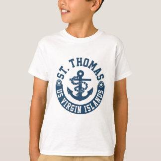 Camiseta St Thomas E.U. Virgin Islands