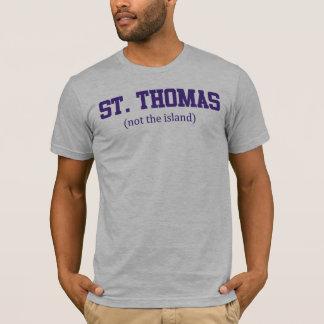 Camiseta St Thomas - não a ilha