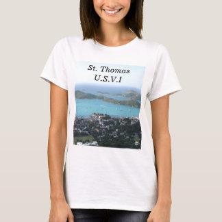 Camiseta St Thomas U.S.V.I.