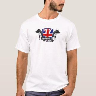 Camiseta Staffordshire bull terrier INGLATERRA
