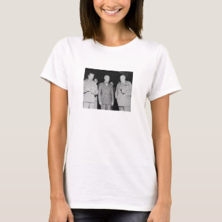 Camiseta Stalin, Truman, e Churchill -- Foto WW2