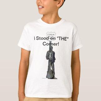 "Camiseta Standin """" no canto! em Winslow Arizon"