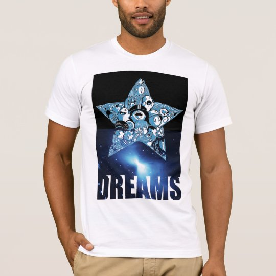 Camiseta Star dreams 2