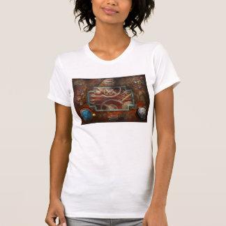 Camiseta Steampunk - caixa de Pandora