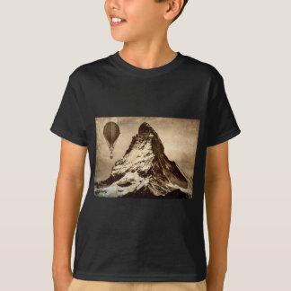 Camiseta Steampunk Matterhorn