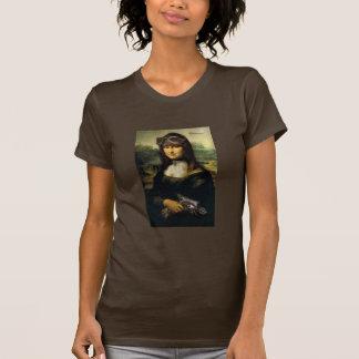 Camiseta Steampunk Mona