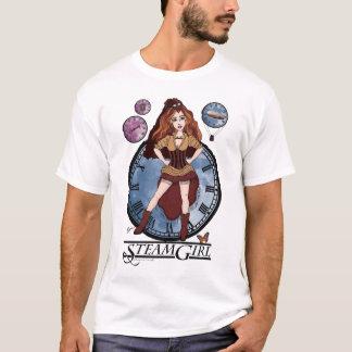 Camiseta Steampunk - SteamGirl - por StardustSteampunk™