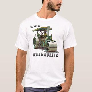 Camiseta SteamRoller de Springfield do búfalo