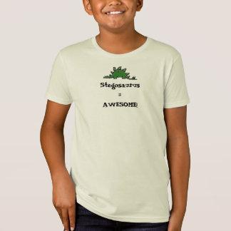 Camiseta Stegosaurus=AWESOME!