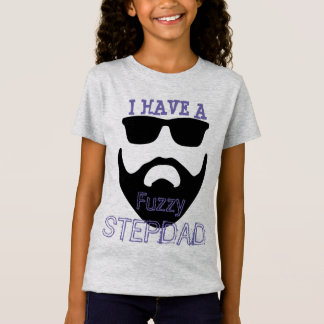 Camiseta Stepdad distorcido