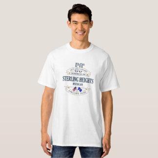 Camiseta Sterling Heights, Michigan 50th Ann. T-shirt