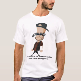 Camiseta Steve Supervillan