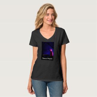 Camiseta Steve Walsh no concerto