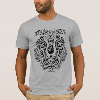 Camiseta Stompin desencapado
