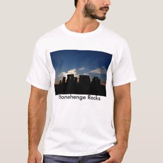 Camiseta Stonehenge balança o t-shirt