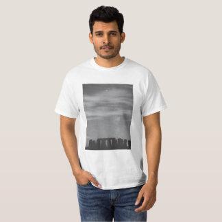 Camiseta Stonehenge (Masculina - branca)