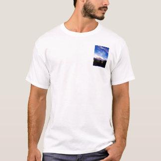 Camiseta Stonehenge no alvorecer