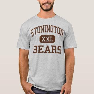 Camiseta Stonington - ursos - alto - Pawcatuck Connecticut